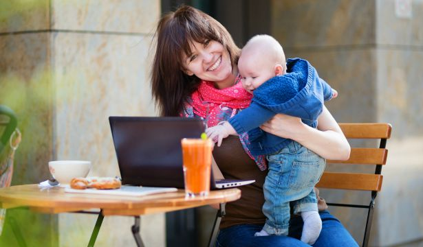 How to prepare your online business for maternity leave