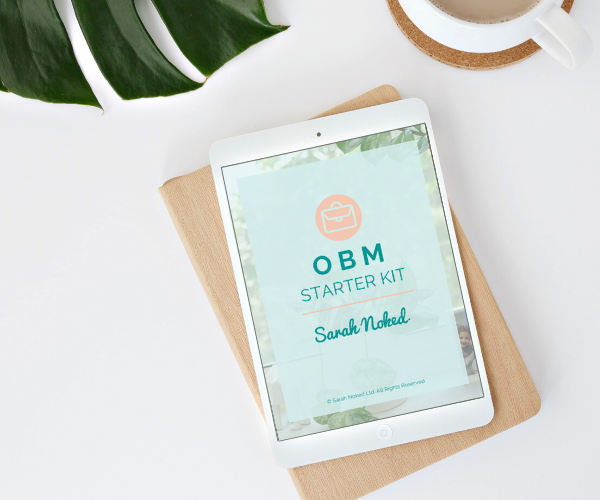 Online Business Manager Starter Kit